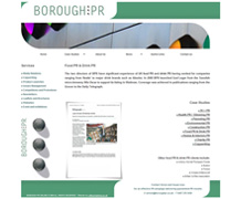 Borough PR website