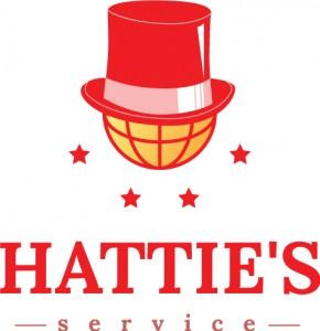 Logo design for Hattie's Service in China