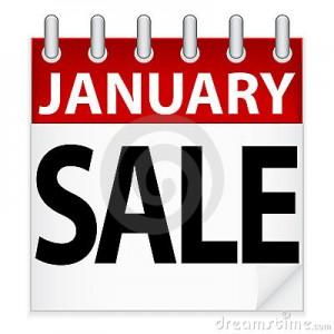 e-Moonlighting.com January sale starts now!